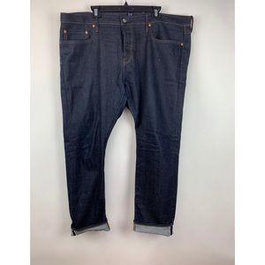 Gap 1969 Men's Selvedge Button Fly Jeans 42x30